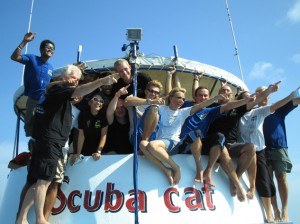 Scuba Cat Diving Phuket Thailand Go Pro