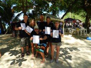 Scuba Cat Diving Phuket Thailand PADI 5 * CDC