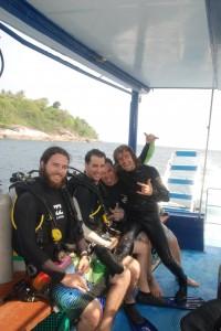 Scuba Cat Diving Phuket Thailand MSDT