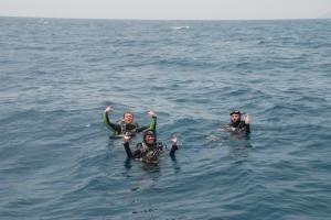 Scuba Cat Diving Phuket Thailand PADI MSDT Internship
