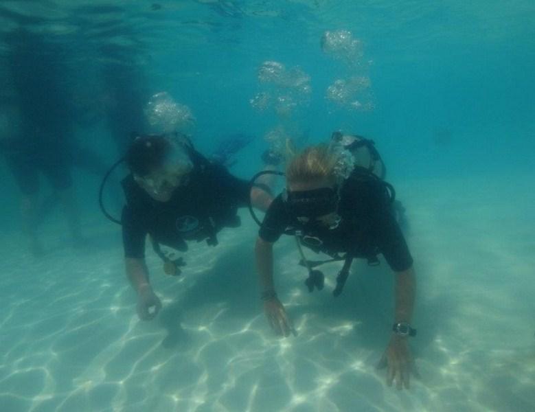 Scuba Cat Diving Phuket Thailand DDI SID Training