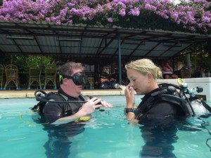 Scuba Cat Diving Phuket Thailand Disabled Divers International