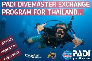 Scuba Cat Diving Phuket Thailand Divemaster Echange Program