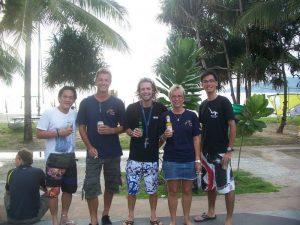 Scuba Cat Diving Phuket Thailand PADI 5 * CDC